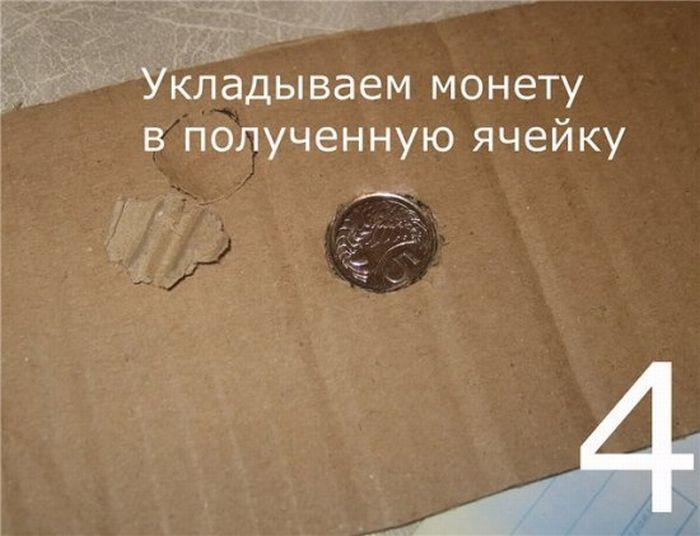 Как отправить монету почтой (11 фото)