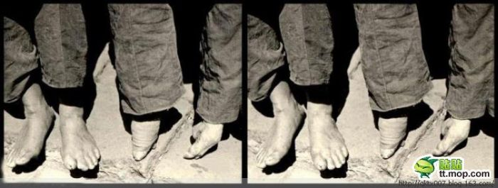 Аккуратная китайская ножка (15 фото)
