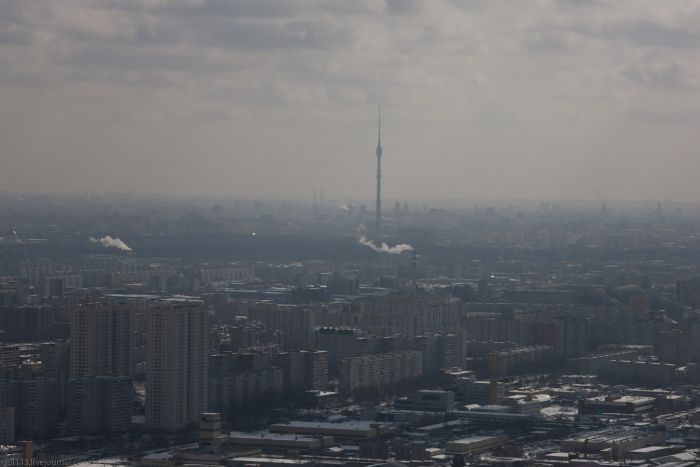 Полет над МКАДом (87 фото)