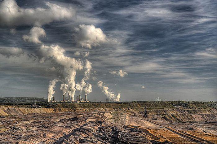 Электростанции (47 фото)