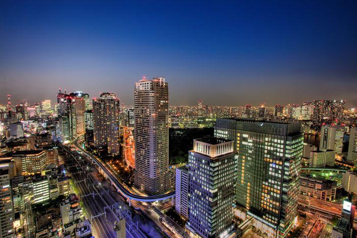 Токио (16 фото)
