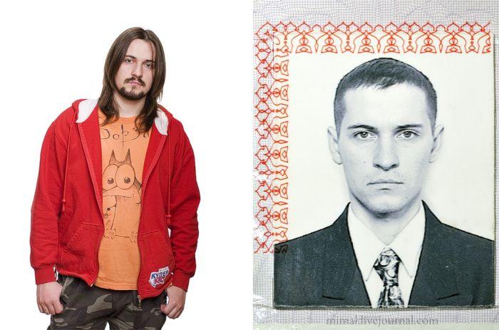 В паспорте и в жизни (25 фото)