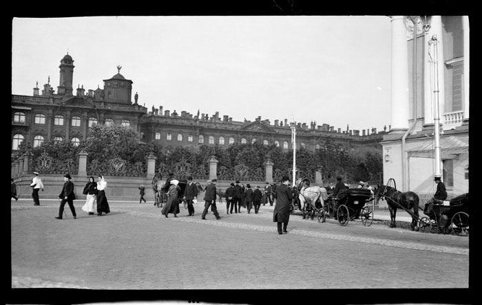 Старые фотографии Санкт-Петербурга (34 фото)