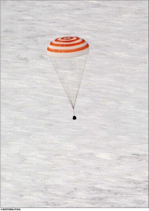 Возвращение на Землю (18 фото)