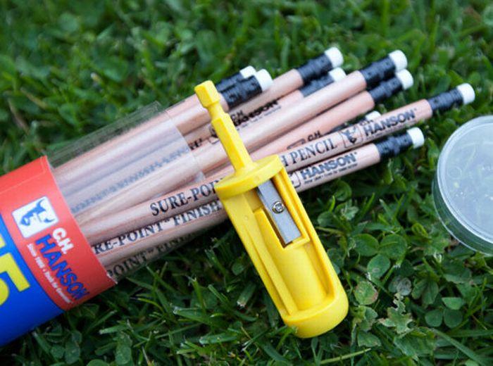 Точилка для карандаша (8 фото)