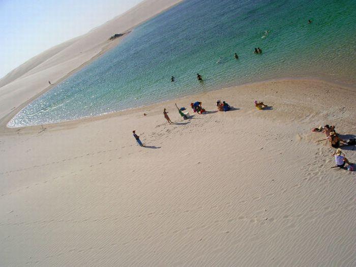 Оазис в пустыне (22 фото)