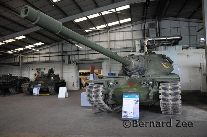 Танковый музей Бовингтон (100 фото)