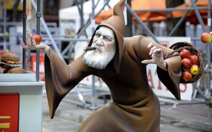 Праздник святого Иосифа (25 фото)
