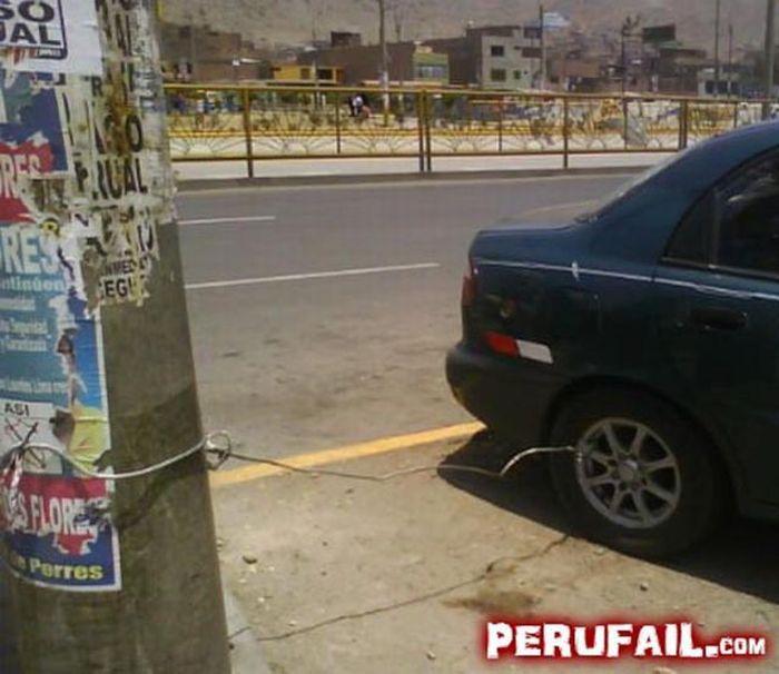 Приколы из Перу (63 фото)