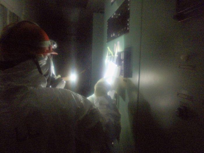 """""""Фукусима 1"""" вид изнутри (3 фото)"""