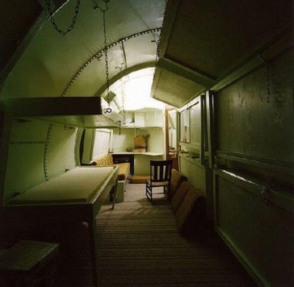 Частные бомбоубежища (19 фото)