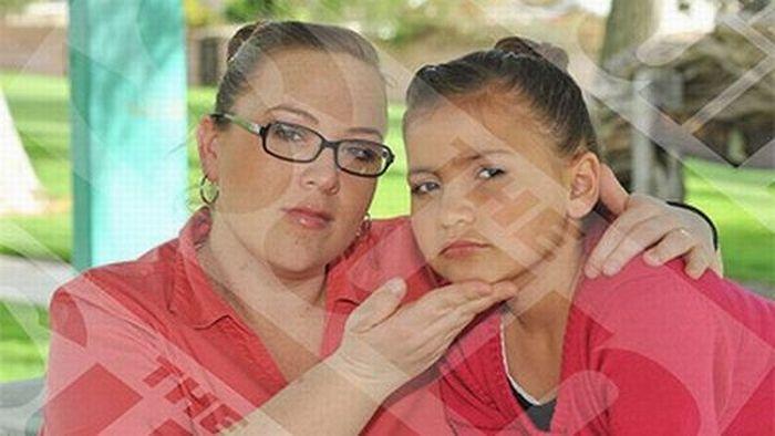 Ботокс для дочки (4 фото)