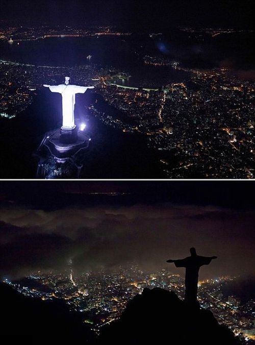 Час Земли (10 фото)