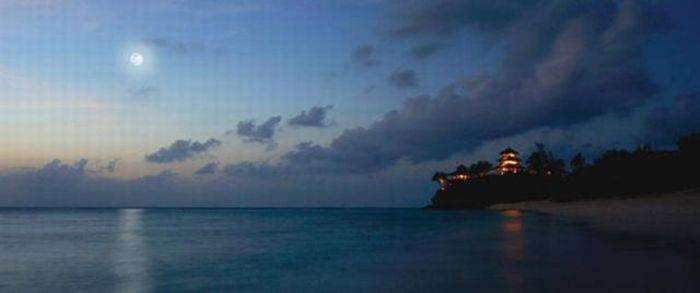 Остров на одну ночь (37 фото)