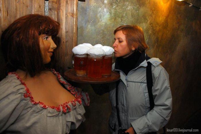 Пивной рай Чехии (25 фото)