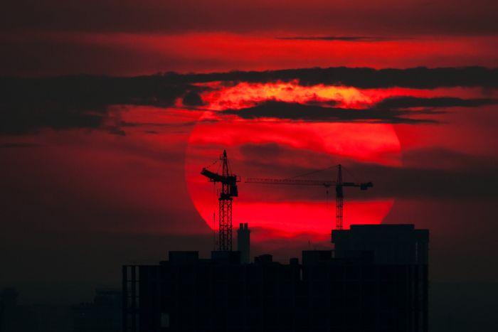 Красивые фотографии Москвы (21 фото)