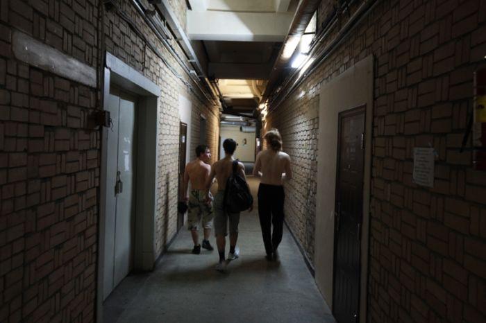 Бойцовский клуб теперь и в Москве (11 фото)