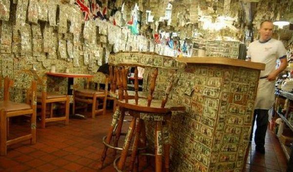 """Кофейня """"1 доллар"""" (11 фото)"""
