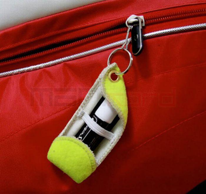 Поделки из теннисных мячей (21 фото)