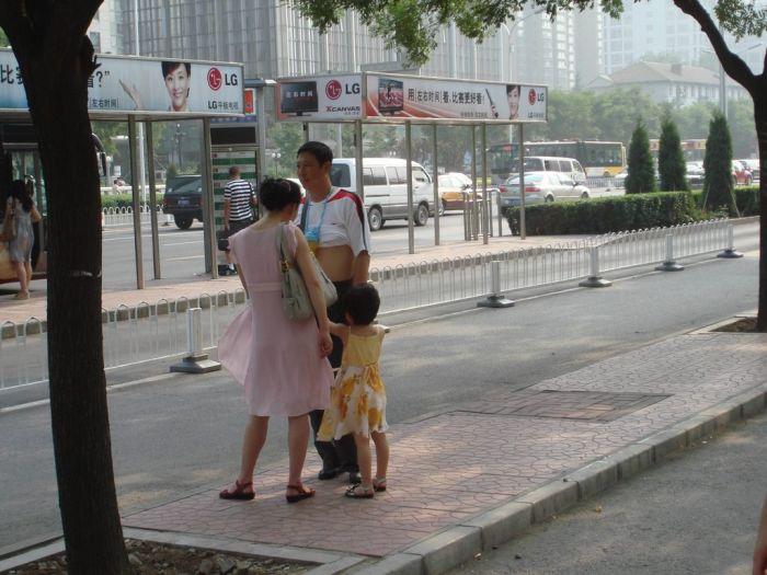 Новая китайская мода? (13 фото)