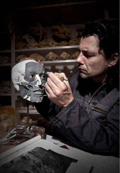 Как выглядел человек 5000 лет назад (4 фото)