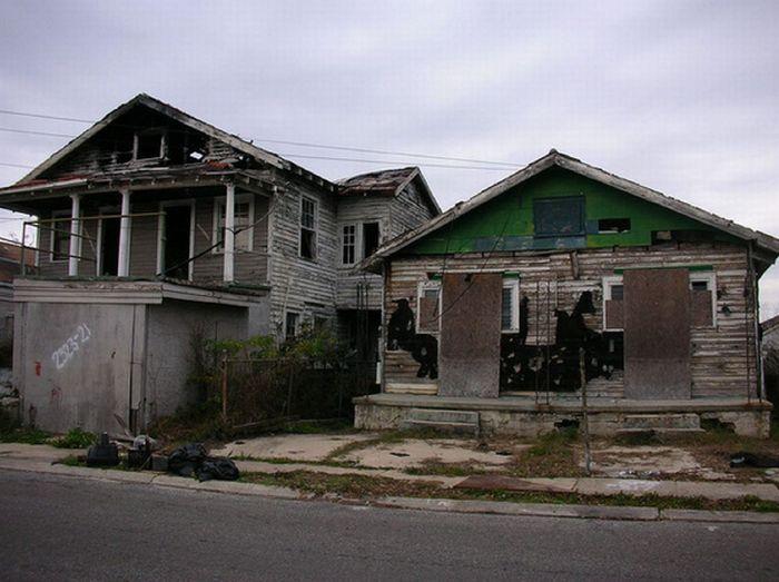 Заброшенный Новый Орлеан (70 фото)
