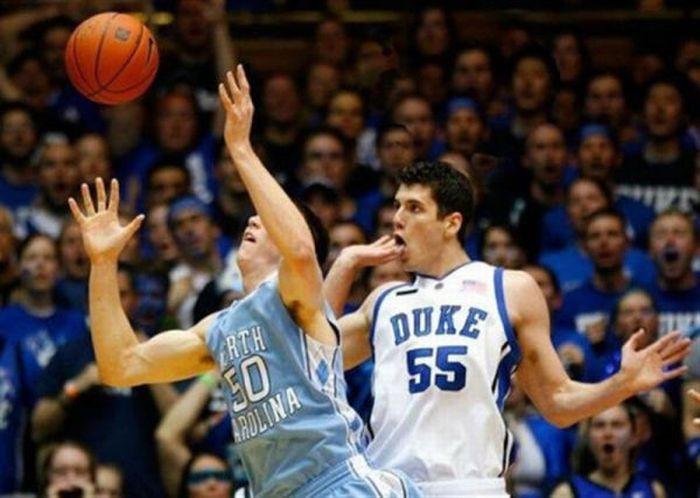 Смешной баскетбол (20 фото)