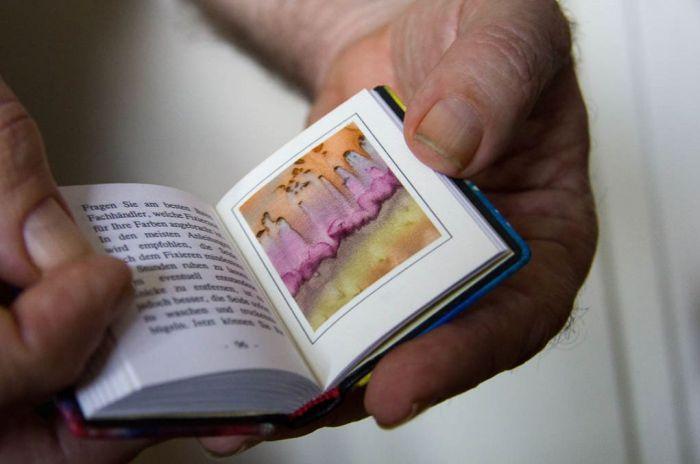 Мини-книги (18 фото)