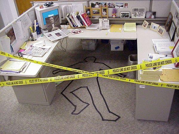 Новая порция офисных приколов (20 фото)