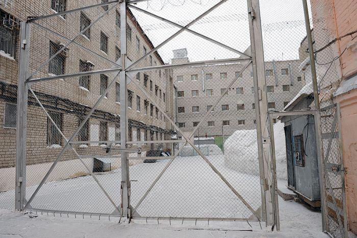 СИЗО в Хабаровске (16 фото)