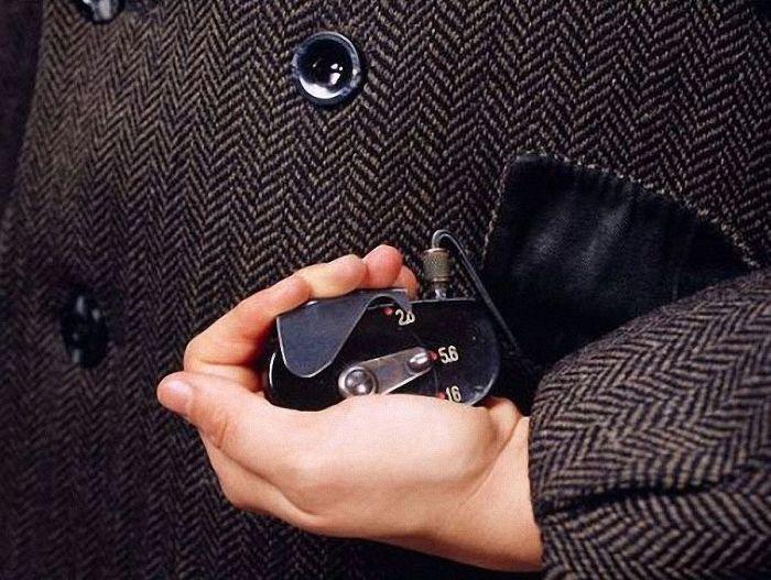 Джентльменский набор шпиона. Часть 2 (20 фото)