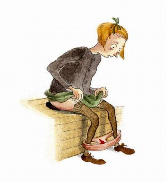 Книга писек - провал сексуального образования (7 картинок)