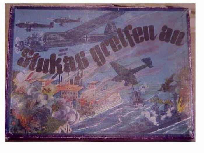 Детские настольные игры Третьего Рейха (10 фото)