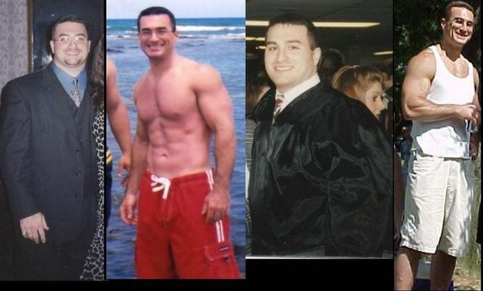 Потеря веса (11 фото)