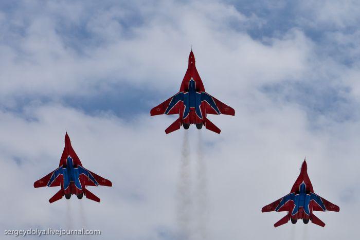 Выступления Русских Витязей и Стрижей (53 фото)
