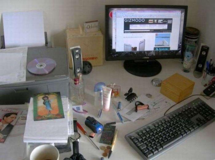 Творческий беспорядок (45 фото)