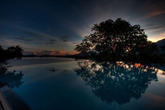Райские бассейны (21 фото)