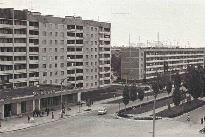 Уникальные фотографии Чернобыля (14 фото)
