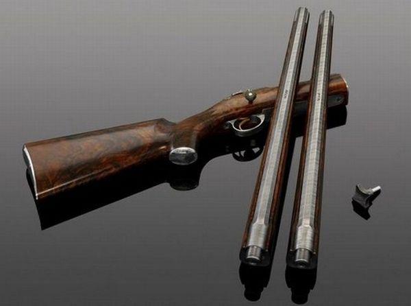Самое дорогое ружье в мире (11 фото)