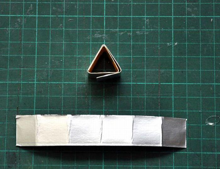 Творческий подход.  Что можно сделать из старой упаковки. далее.