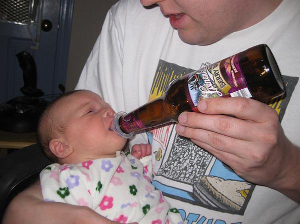 Пьяные дети картинки