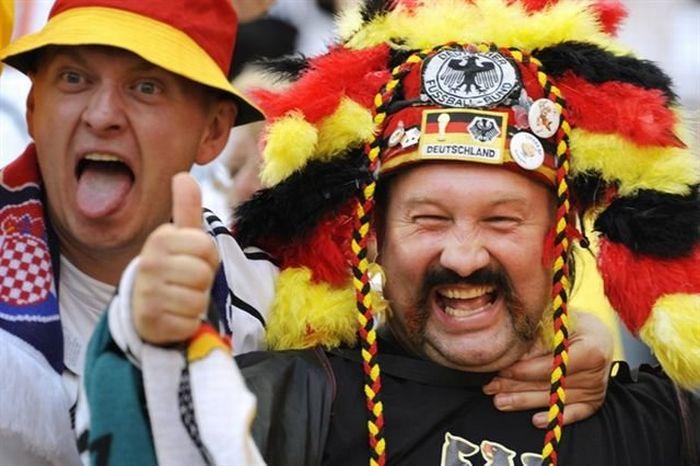 Днем рождения, веселые картинки про германию