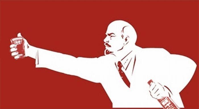 Фотожаба. Ленин (30 фото + 20 гифок)