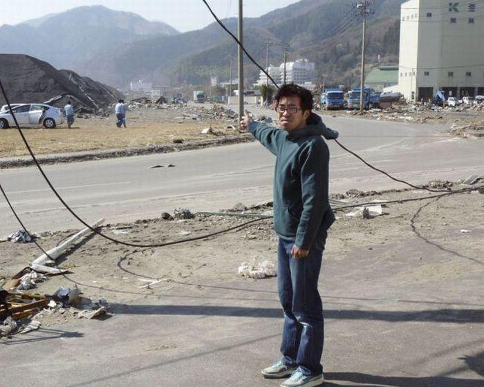 Отважный репортер (5 фото)