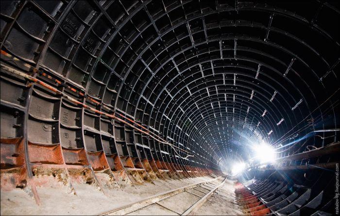 Строительство метро (40 фото)