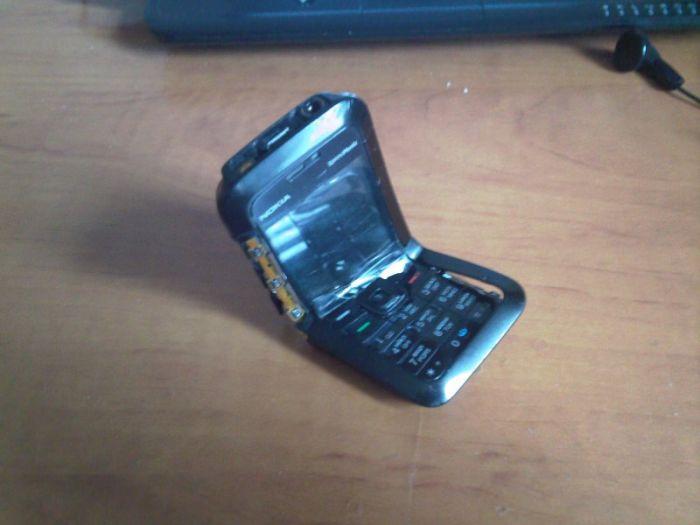 Забыл телефон (4 фото)