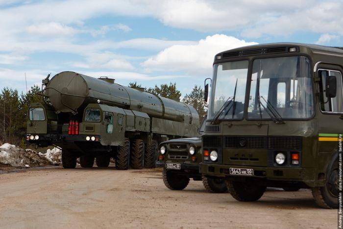 Секретная военная часть Тополь (32 фото)