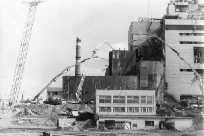 Чернобыльская АЭС глазами очевидца (19 фото)