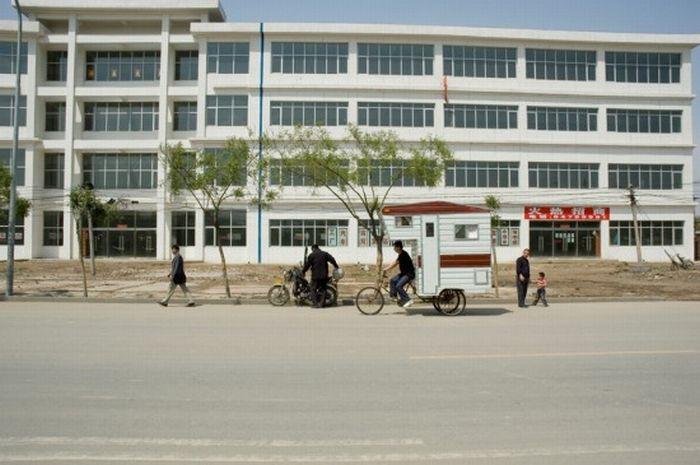 Дом на колесах (7 фото)