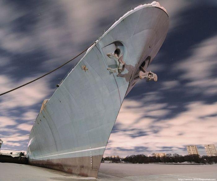 """Корабль """"Дружный"""" (30 фото)"""